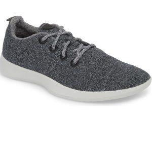 allbirds Wool Runner Dark Grey Size 7
